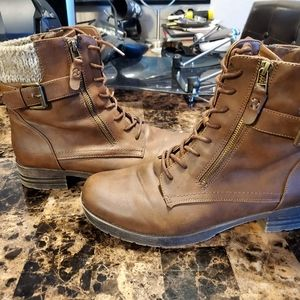 Torrid Boots size 12 wide